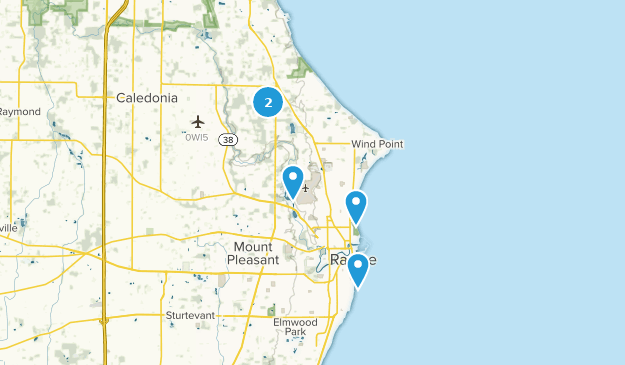 Best Trails Near Racine Wisconsin Alltrails - Wisconsin-on-map-of-us