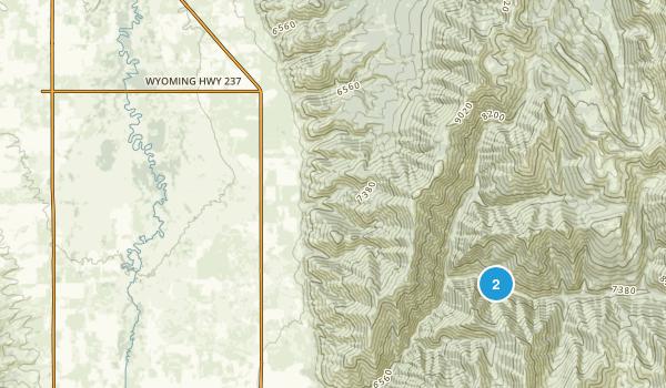 Best Trails Near Auburn Wyoming Photos Reviews AllTrails - Auburn us map