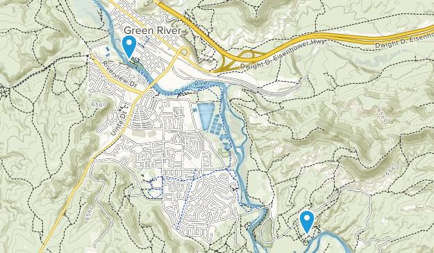 best trails near green river wyoming alltrails