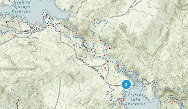 Hecla, Wyoming Map