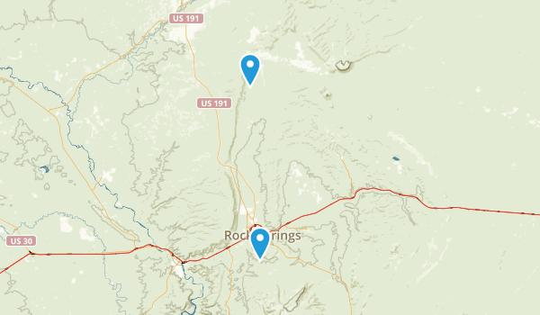 Best Trails near Rock Springs Wyoming AllTrails