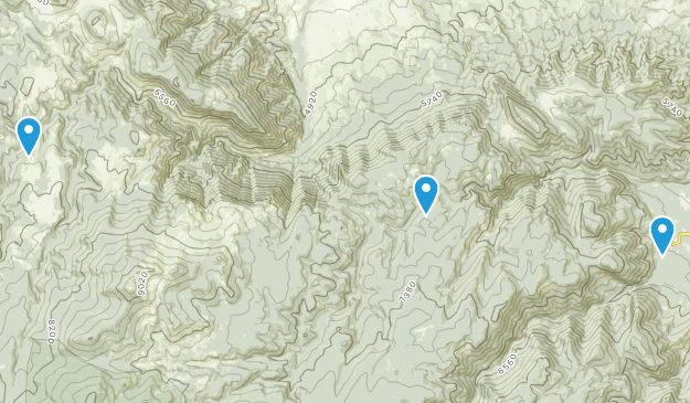 Story, Wyoming Map