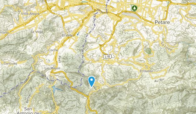 Baruta, Miranda Map
