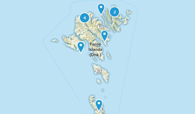 Best Cities in Faroe Islands | AllTrails