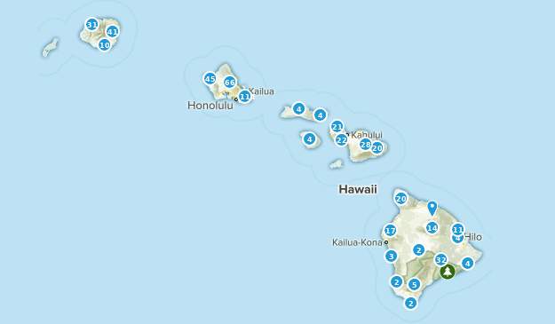 Best Trails in Hawaii | AllTrails