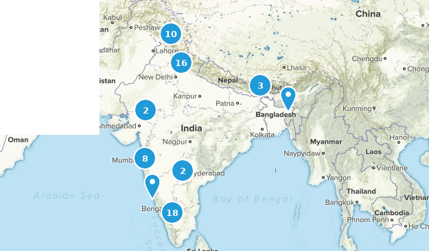 Best Trails in India | AllTrails on tibet map, grand trunk road india map, sindh india map, cochin india map, lumbini india map, ajanta india map, ayodhya india map, himalayan mountains map, qatar india map, hindu kush india map, ceylon india map, brahmaputra river map, gandhara india map, manila india map, kathmandu india map, chittagong india map, pataliputra india map, hyderabad india map, mohenjo-daro india map, mauryan empire map,