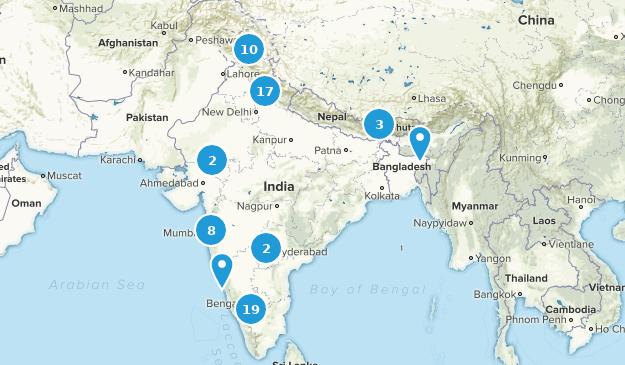 Best Trails in India | AllTrails