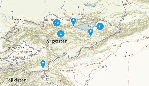 Best Trails in Kyrgyzstan AllTrails