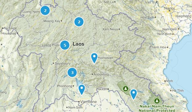 Beste Wege in Laos   AllTrails