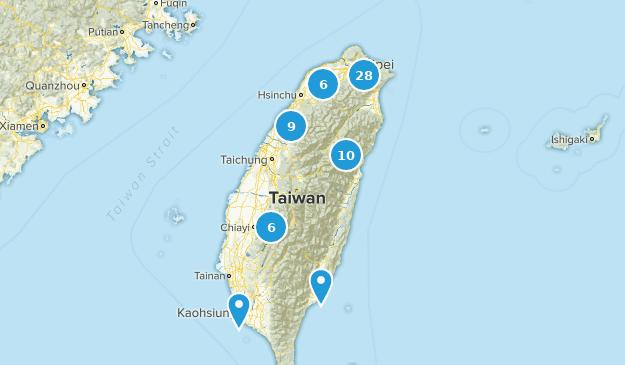 Taiwan Map