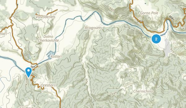 Kardzhali, Bulgaria Map