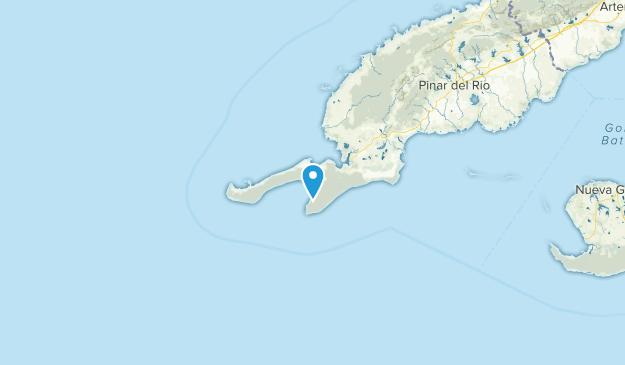 Pinar del Río, Cuba Map