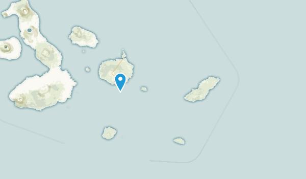Galápagos, Ecuador Map