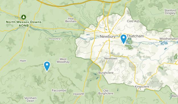 Best Trails In West Berkshire England Alltrails