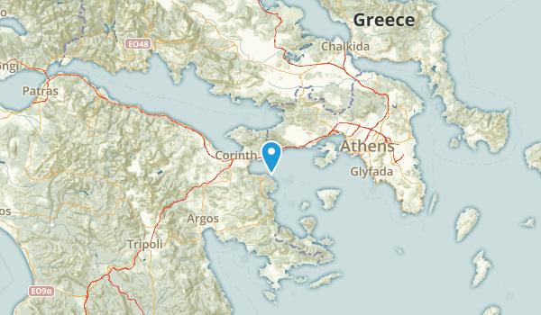 ΠΕΛΟΠΟΝΝΗΣΟΣ, Greece Map
