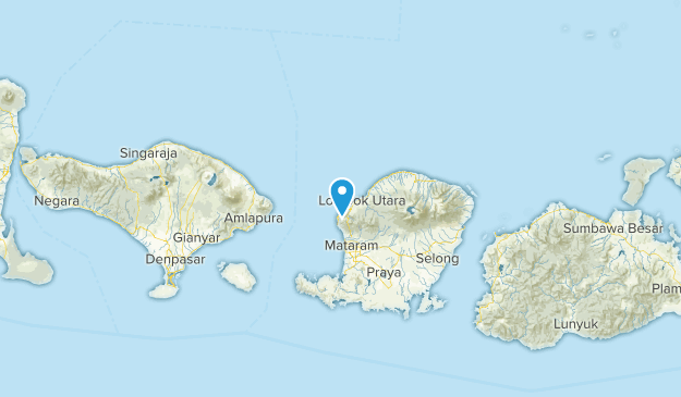 Minor islands of Indonesia, Indonesia Cities Map