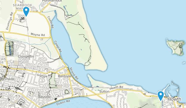 Fingal, Ireland Map