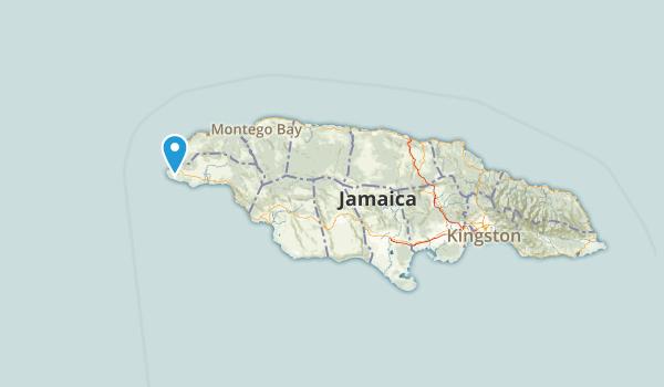 Kingston, Jamaica Map