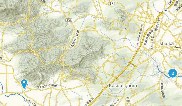 Ibaraki Japan Map.Best Trails In Ibaraki Japan Alltrails