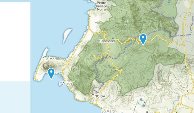 Savanne, Mauritius Cities Map