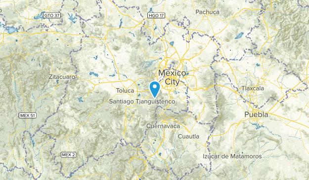Ciudad de México, Mexico Map