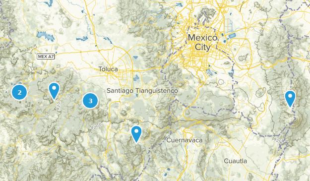 México, Mexico Map