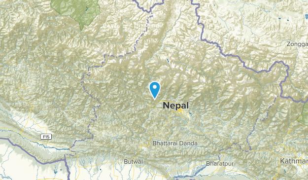 Dhawalagiri, Nepal Cities Map