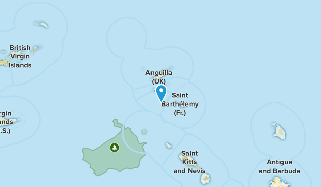 Sint Maarten, Netherlands Cities Map