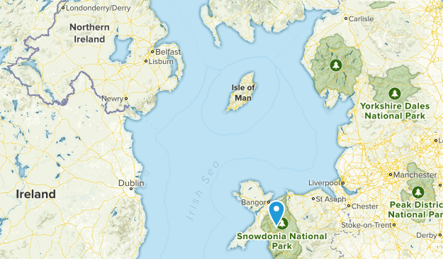 North Down, Northern Ireland Cities Map