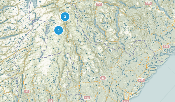 Aust-Agder, Norway Map
