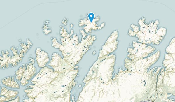 Finnmark, Norway Map