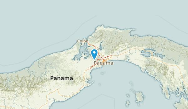 Colón, Panama Map