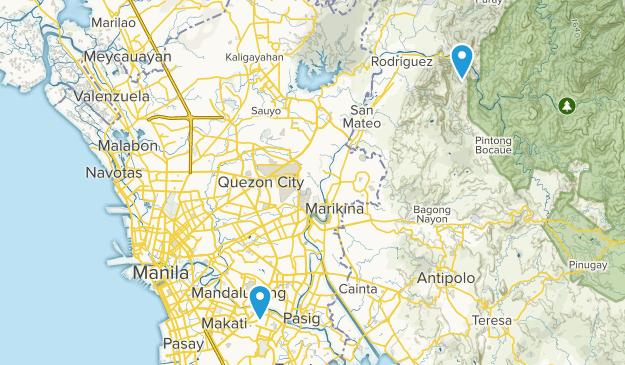 Best Trails in Metro Manila, Philippines | AllTrails on hanoi vietnam map, jakarta indonesia map, singapore map, manila suburbs, davao city, mumbai india map, delhi india map, ho chi minh city, quezon city, dhaka bangladesh map, phnom penh cambodia map, beijing china map, mexico city map, luzon map, istanbul turkey map, manila street food in, phnom penh, new delhi, cebu city, metro manila, sao paulo brazil map, kuala lumpur, japan map, moscow russia map, cairo egypt map, bangkok thailand map, malaysia map, manila phillipines,