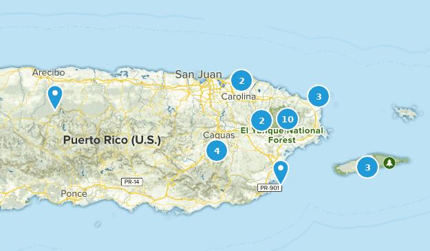 Die besten Städte in East Region, Puerto Rico | AllTrails