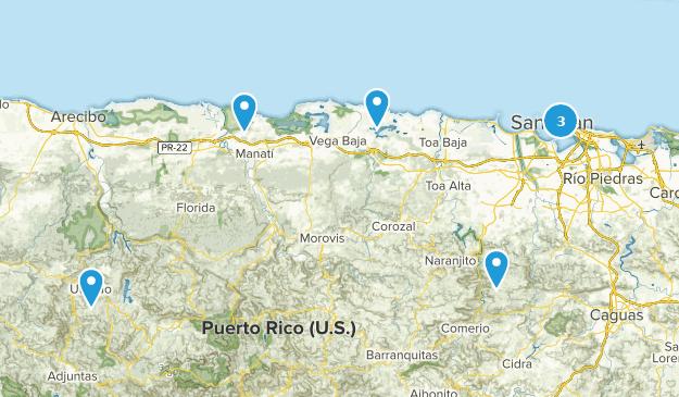 Best Cities in Northern Region, Puerto Rico   AllTrails