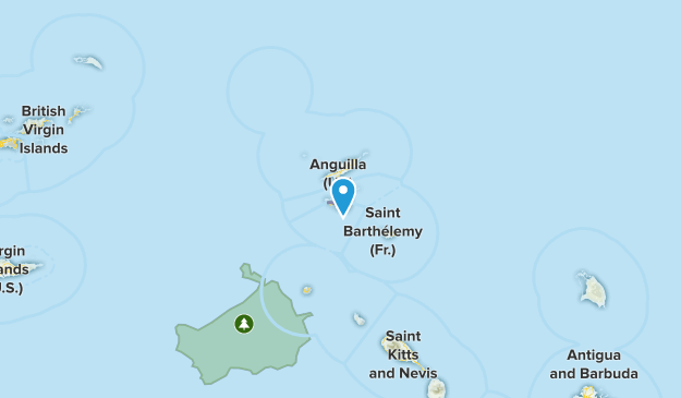 St. Martin, Saint Martin Cities Map