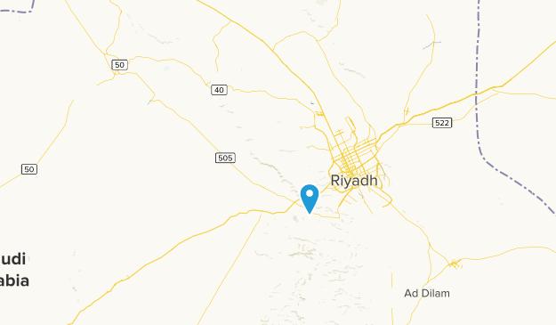 Ar Riyad, Saudi Arabia Cities Map