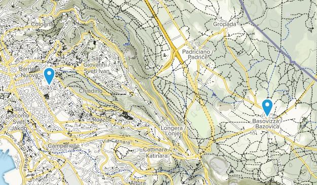 Sežana, Slovenia Map