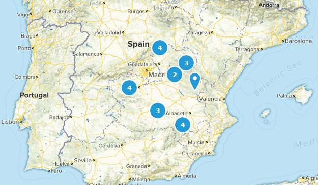 Best Cities in Castilla - La Mancha, Spain | AllTrails on