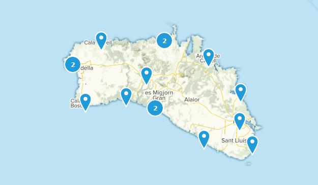 Best Trails in Menorca, Spain | AllTrails