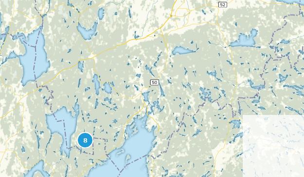 Örebro, Schweden Map
