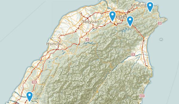 New Taipei City, Taiwan Map