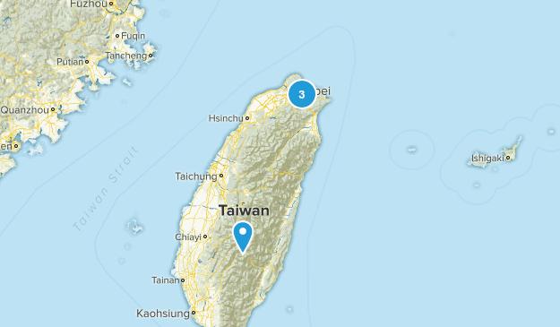 New Taipei City, Taiwan Cities Map
