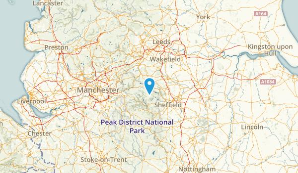 Barnsley, United Kingdom Map