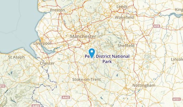 Cheshire East, United Kingdom Map