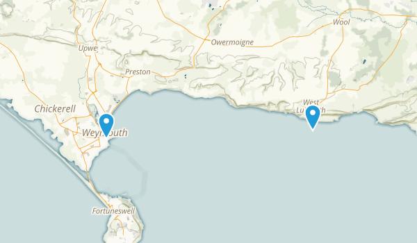 DOR, United Kingdom Map