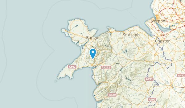 GWN, United Kingdom Map