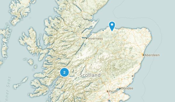HLD, United Kingdom Map