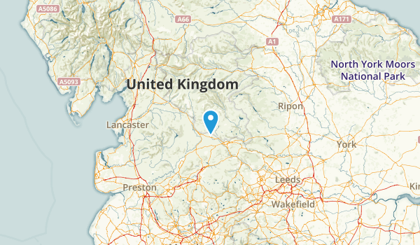 NYK, United Kingdom Map