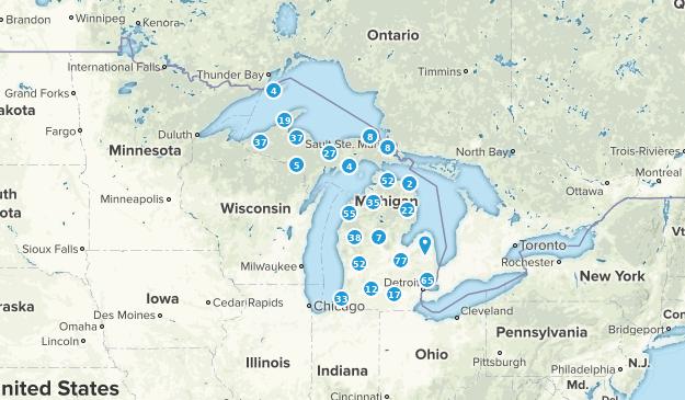 Best Trails in Michigan | AllTrails